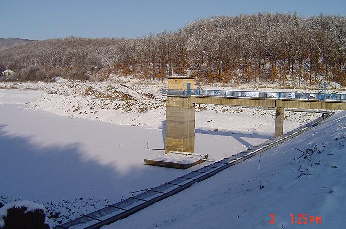 Gyöngyösoroszi, Toka patak Ipari Víztározó elkerülő ideiglenes csatorna építés-szerelési munkái